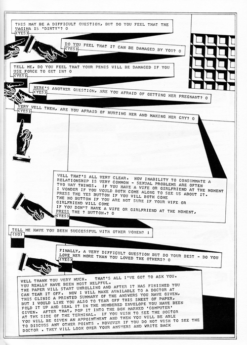 'The Invisible Years': Ambit, #72, Autumn 1977