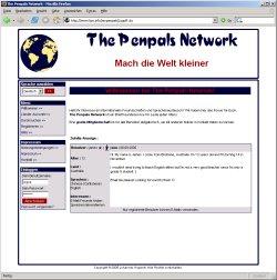 The Penpals Network