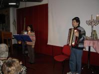 Seminar zu Chanukka 2005