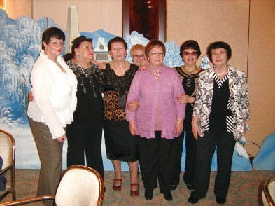 Chanukkafeier im Frauenbund 2011
