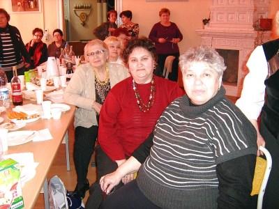Treffen mit dem Frauenbund aus Oranienburg 2012