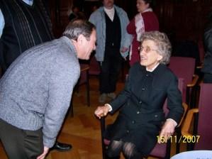 Preisverleihung 2007