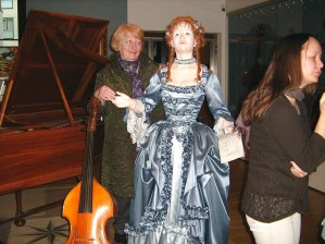Frauenbund besuch Händelmuseum 2012
