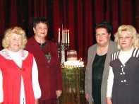Chanukka im Frauenbund 2008