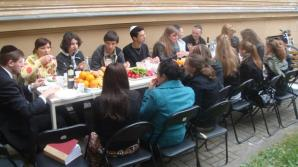 Jugendtreffen Halle-Dessau Lag ba Omer 2010