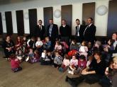 Veranstaltung im Kindergarten in Berlin