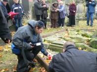 Gedenkveranstaltung zur Pogromnacht (Halle, 2006)