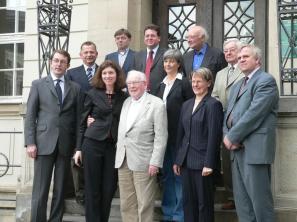 Treffen mit Herr Unger 2005