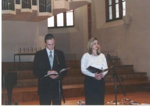 Holocaust-Gedenktag 2001
