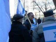 Israel-Demo Berlin 2009