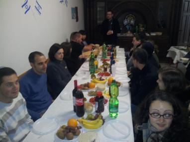 Jugendclub Sukkot 2011