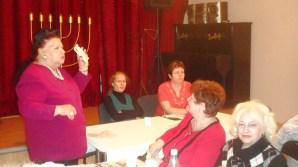 Eine gewönliche Sitzung: Gespräch mit einer Apothekerin 2010