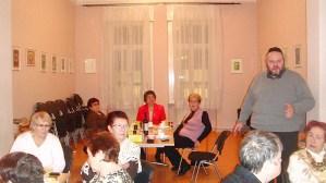 Chanukkafeier im Frauenbund 2010
