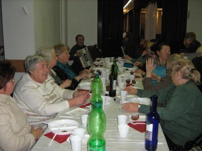 Chanukkafeier im Frauenbund 2012