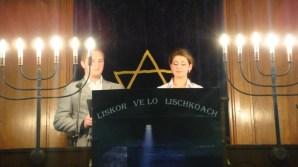 Holocaust-Gedenktag 2009