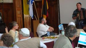 "Iom Haazmaut in Club ""Schlom"" 2008"