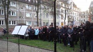 Gedenkvranstaltung zur Pogromnacht 2014