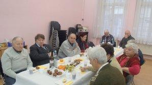 Chanukka für Senioren 2014