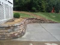 Retaining Walls by JG - JG Landscape and Design