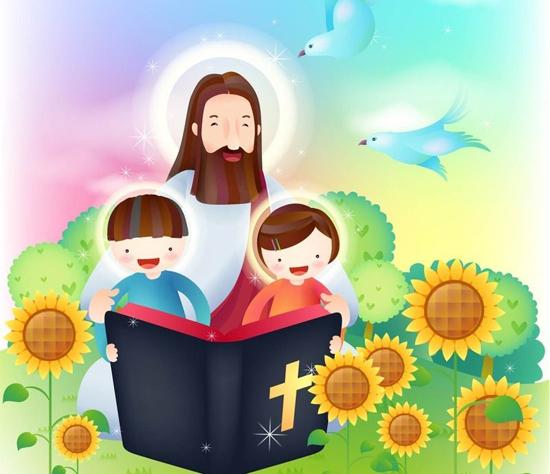 兒童與聖經