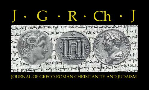 Journal of Greco-Roman Christianity and Judaism