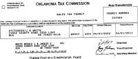 tax permit
