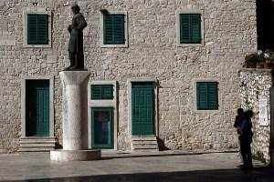 Trg Republike Hrvatske, Šibenik, Krotien