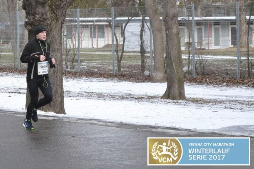 VCM Winterlaufserie 1. Lauf 15.01.2017