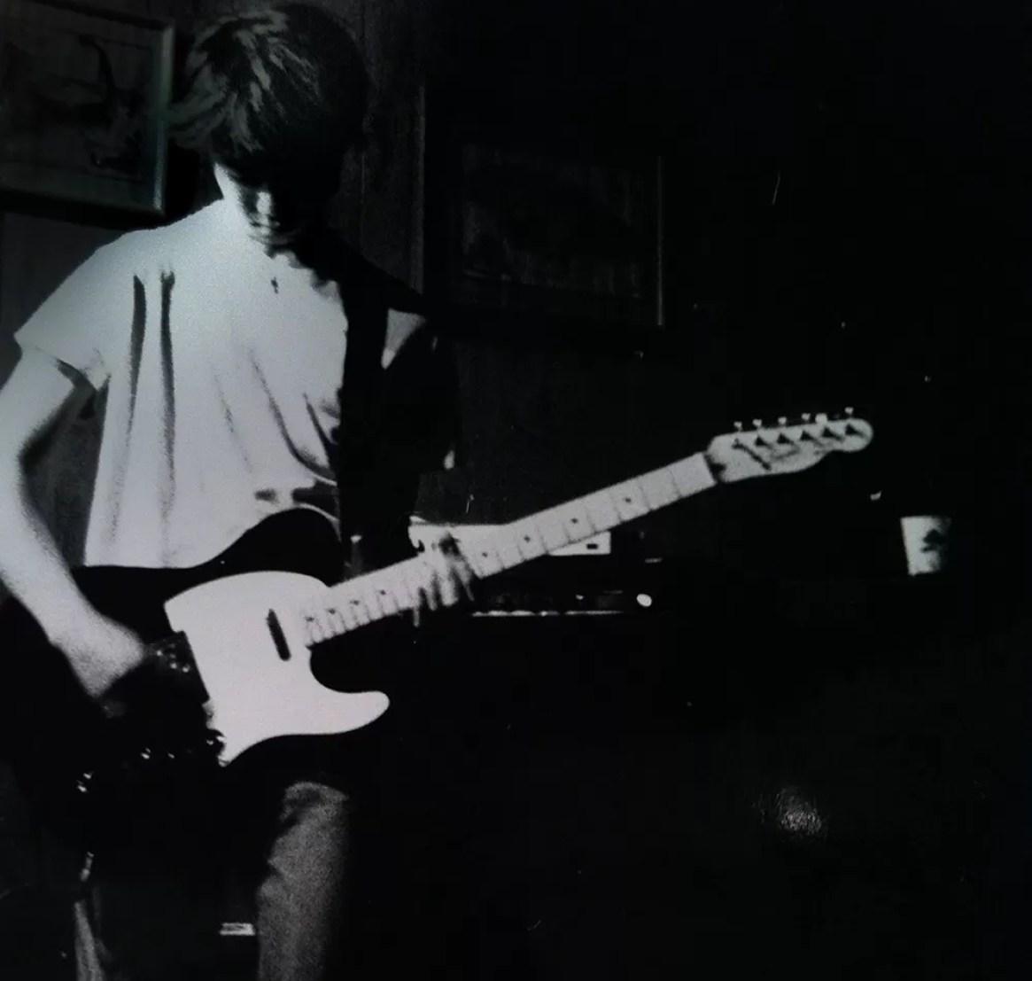 basement show circa 1987