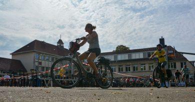 875 cyclistes au fil de l'Orne