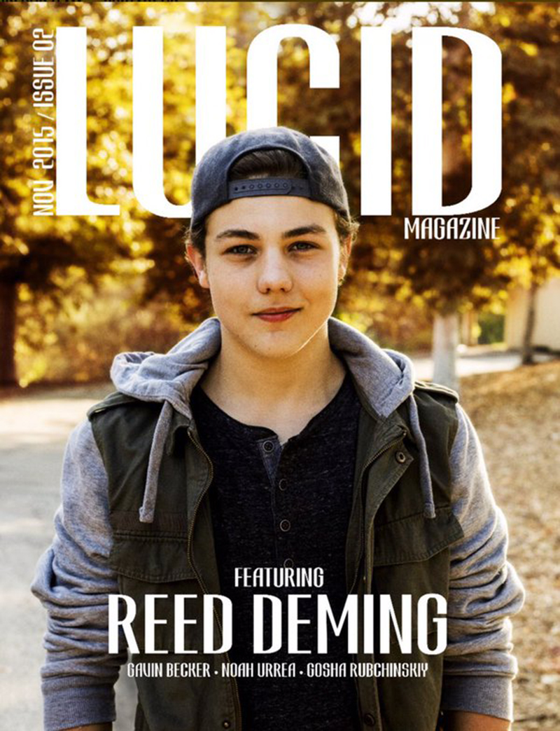 Reed Deming Lucid Magazine Jhanna Shaghaghi