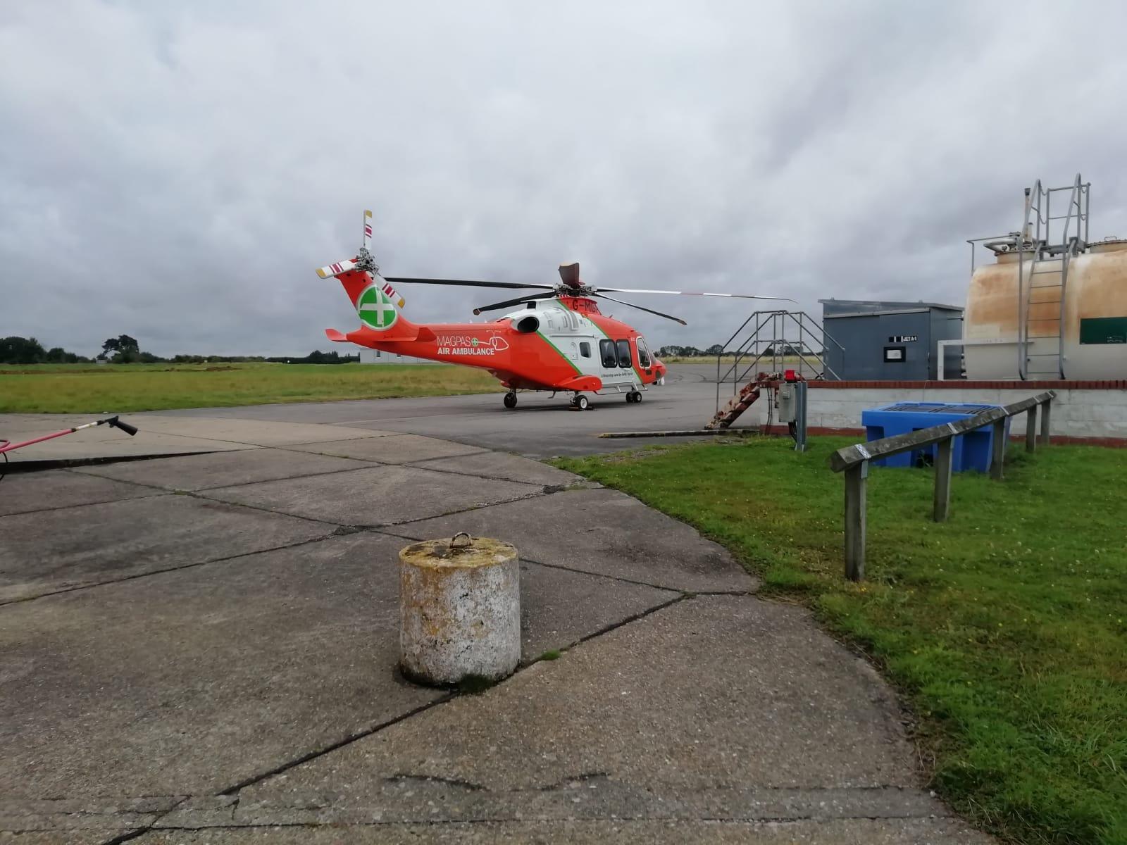 List of UK Air Ambulances