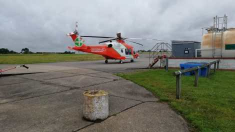 List of UK Air Ambulances