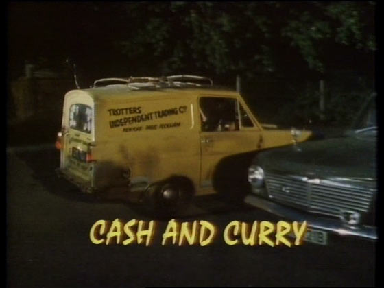 Only Fools And Horses Cash and Curry Filming Locations