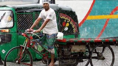 Photo of বৃষ্টিপাত অব্যাহত থাকতে পারে: আবহাওয়া অধিদপ্তর