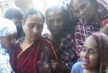 Photo of কালীগঞ্জে স্বামীর আঘাতে স্ত্রী মৃত্যুর অভিযোগ