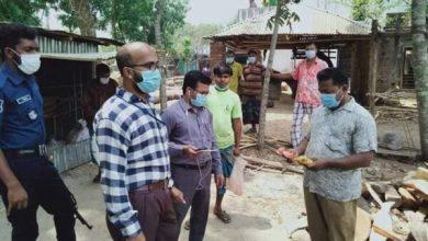 Photo of ঝিনাইদহ  ভোক্তা-অধিকারের বাজার তদারকি/২ প্রতিষ্ঠানকে জরিমানা