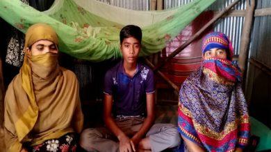 Photo of কালীগঞ্জে ব্রেন টিউমারে আক্রান্ত গরীর ভ্যান চালকের ছেলে বাচঁতে চাই