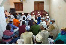 Photo of ঝিনাইদহের সাবেক সাংসদ শহীদুল ইসলামের মৃত্যু বার্ষিকী উপলক্ষে দোয়া মাহফিল