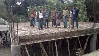 Photo of ঝিনাইদহে ডেফলবাড়ি মসজিদ নির্মাণে আর্থিক সহায়তার আবেদন