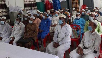 Photo of সন্ত্রাস-জঙ্গিবাদ ও সামাজিক সমস্যা সমাধানে ঝিনাইদহে ইমামদের ভুমিকা শীর্ষক আলোচনা