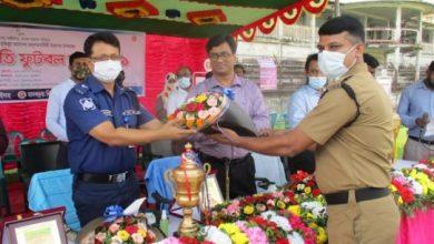 Photo of ঝিনাইদহে মাদক বিরোধী প্রীতি ফুটবল ম্যাচ অনুষ্ঠিত