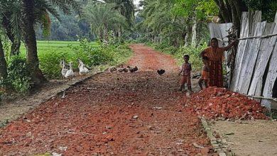 Photo of ঝিনাইদহ শৈলকুপা-নাগিরহাট বাসিন্দাদের দুঃখ একটি মাত্র ভাঙ্গা কালভার্ট