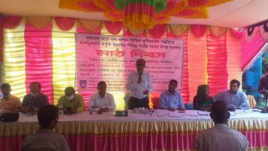 Photo of ঝিনাইদহে উন্নত জাতের পেঁপের জাত সম্পসারণে মাঠ দিবস অনুষ্ঠিত