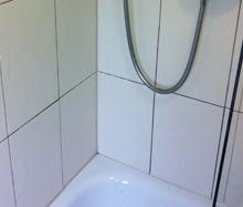 Edinburgh Bathroom Regrout