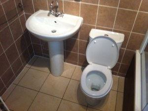 Edinburgh Sink and Tap Fitting