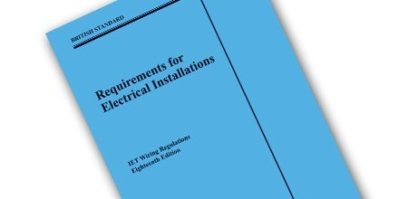 The top impacts of the 18th Edition of the IET Wiring ...  Th Edition Wiring Regulations on
