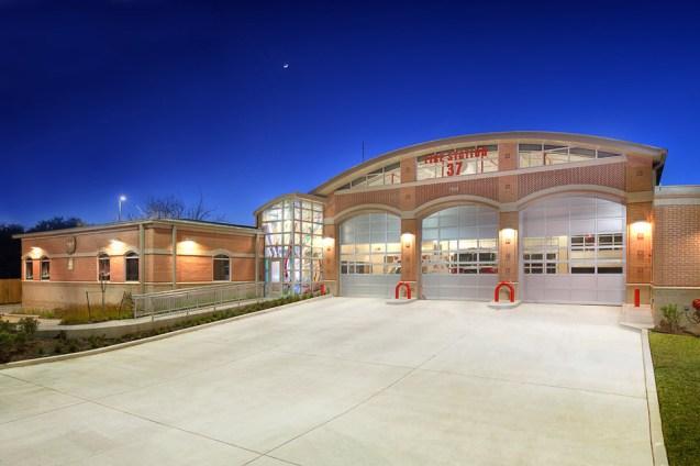 Fire Station #37 in Houston, TX