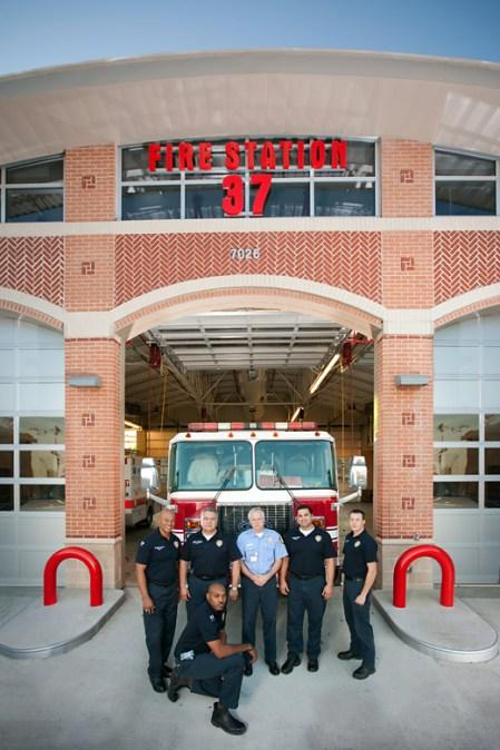 Houston Fire Station #37