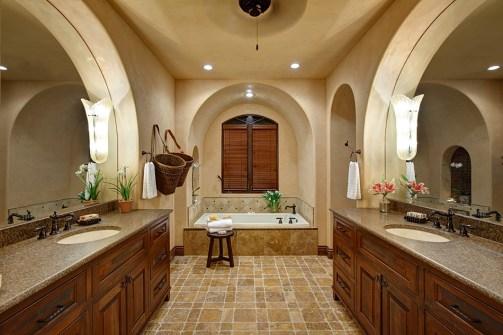 Escondido bathroom